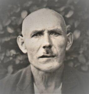 Die Aufnahme zeigt Berthold Manzke und stammt etwa aus den Jahren 1930/1935