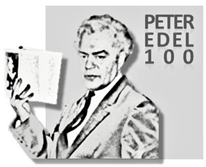 Peter Edel 100 Logo